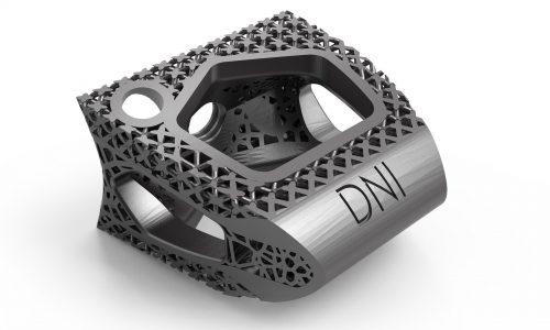 IMRは、nTopologyとRenishawを利用して脊椎インプラント設計の課題に取り組みます
