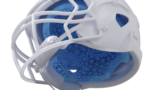 NFLヘルメットチャレンジDfAM eSeries:ビデオ、ライブパネルディスカッション、ゲストブログを含む、初めての一か月に及ぶシリーズ